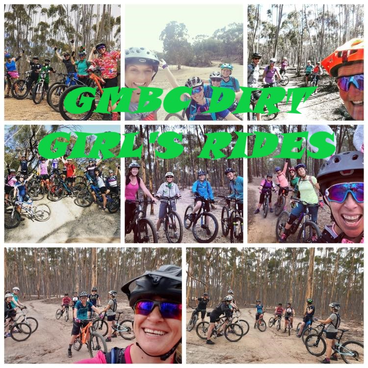 GMBC November Dirt Girls Ride