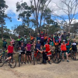 Dirt Girls May 2021 Social Ride