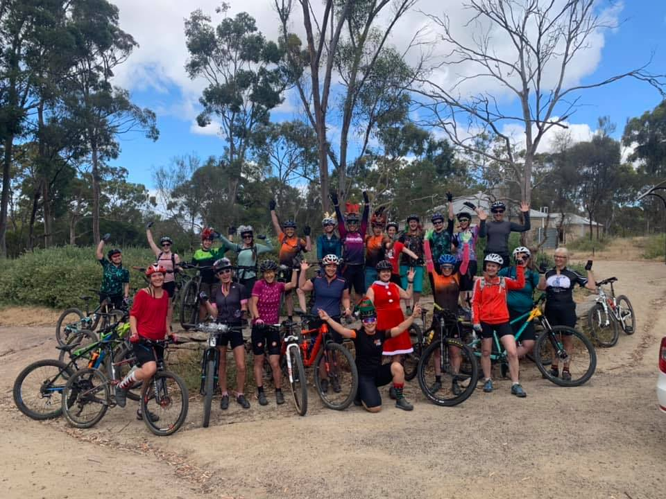 Dirt Girls February 2021 Social Ride